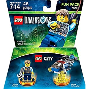 lego dimensions lego city fun pack [object object]