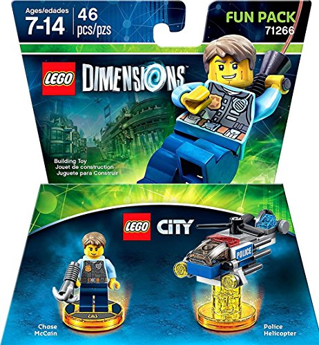 LEGO Dimensions, LEGO City Fun Pack (Fun Pack Free)