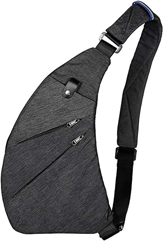 NIID-FINO 2 Sling Shoulder Bag Crossbody Chest Bag Pack Cycling Walking Hiking