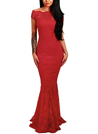 The 8 best long red prom dresses under 100 dollars