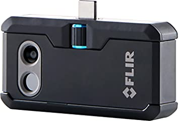 Amazon.com : FLIR ONE Pro Thermal Imaging Camera for Android USB-C ...
