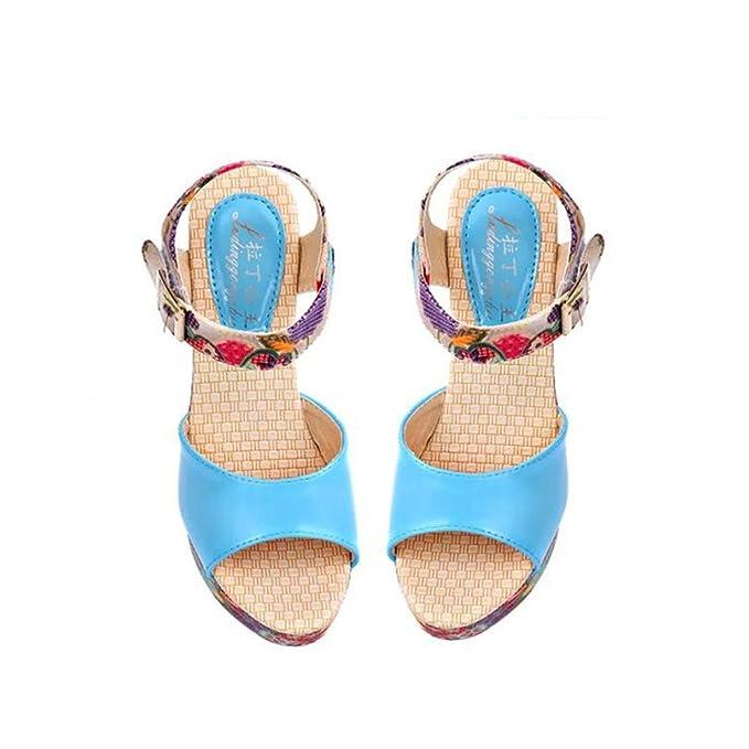De Tacón Alto 2019 Sandalias Mujer Mosstars Cuña Zapatos Verano sdxtCrhBQ