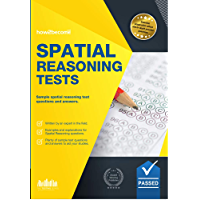 Spatial Reasoning Tests - The ULTIMATE guide to passing spatial reasoning tests (Testing series) (English Edition)