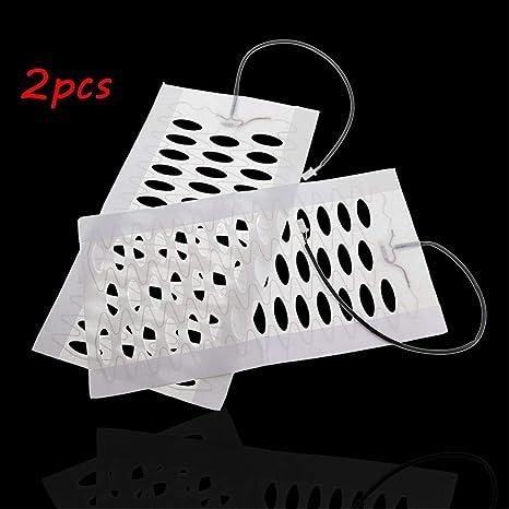 amazon com mini mexx 2pcs 12v universal car heated seat covers pad