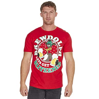 c38a914a Adults Novelty Christmas Explicit Festive Funny Rude Xmas T-Shirt:  Amazon.co.uk: Clothing