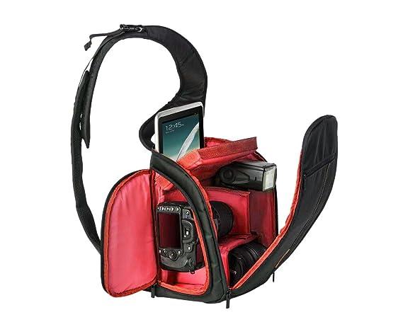 ZhuiKun DSLR Camara Caso Bolsa para Canon MK Series Nikon ...
