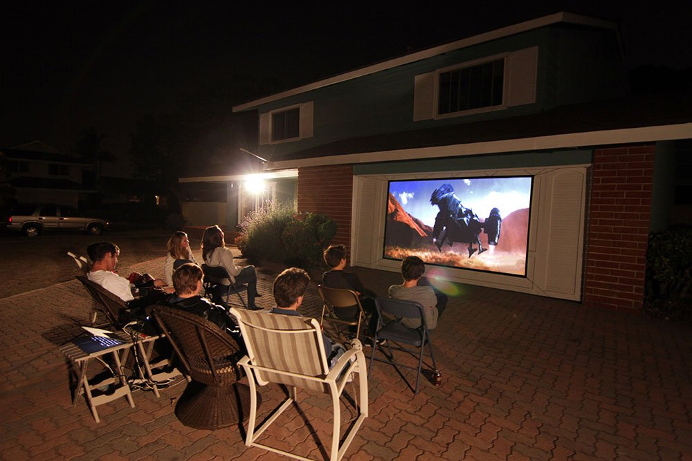 tips for outdoor theater
