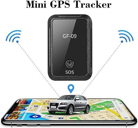 Sayhia Gf09 Mini Gps Locator Real Time Tracker Anti Lost Tracking Device Amazon Co Uk Kitchen Home