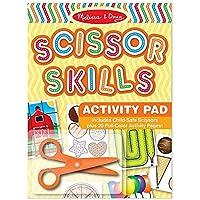 Melissa & Doug Scissor Skills Activity Book With Pair of...