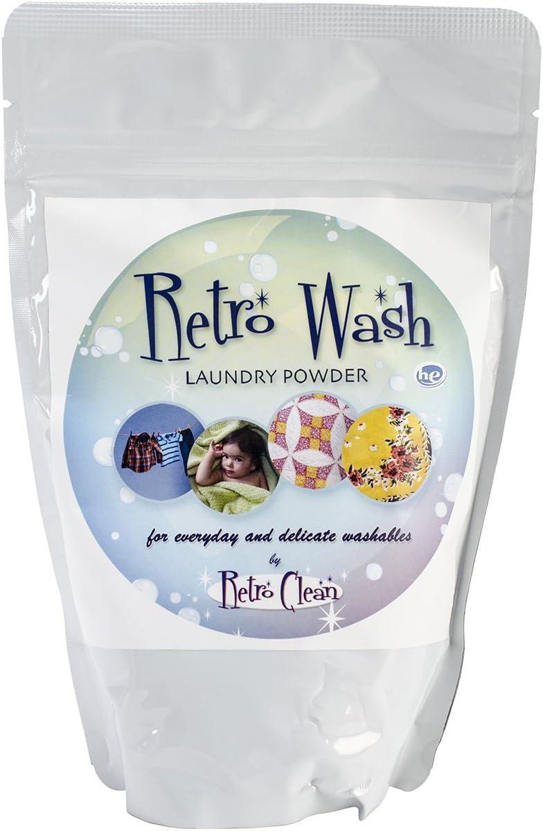 Retro Wash Bag, 1-Pound