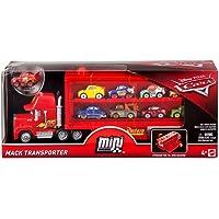 Disney Cars Mini Racers Mack Transporter