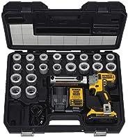 DEWALT DCE151TD1R 20V MAX XR Cordless Cable Stripper Kit (Renewed)