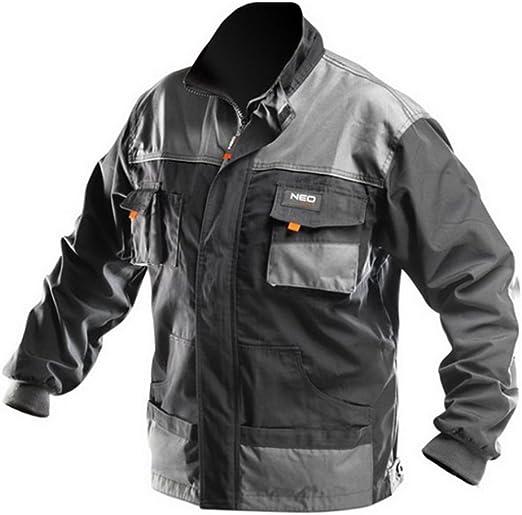 Jacke Arbeitsjacke Arbeitskleidung Berufsbekleidung Top Qualität Gr.S XXXL