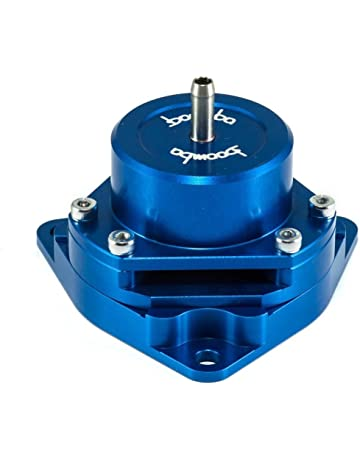 Boomba Racing Blue Bolt-On Blow Off Valve BOV for 2016+ Honda Civic 1.5