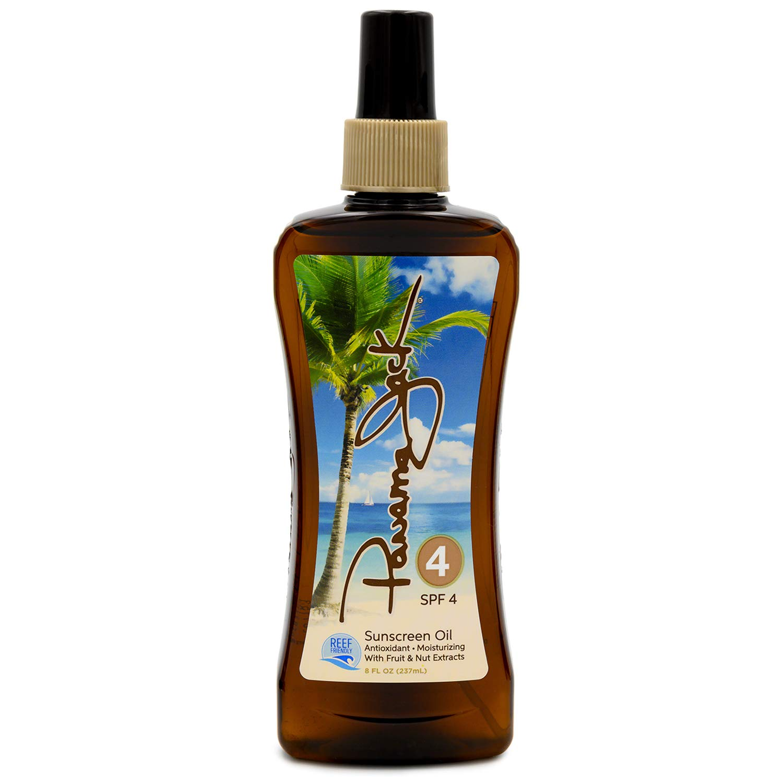 Panama Jack Tanning Oils Multi-Packs (Pack of 6, SPF 4)