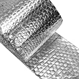 VIVOSUN Insulated Pipe Wrap Insulation Bubble Film 6-inch by 25-Feet