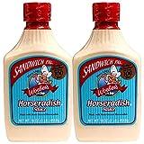 Woeber s Horseradish Sauce (2 - 16 oz)