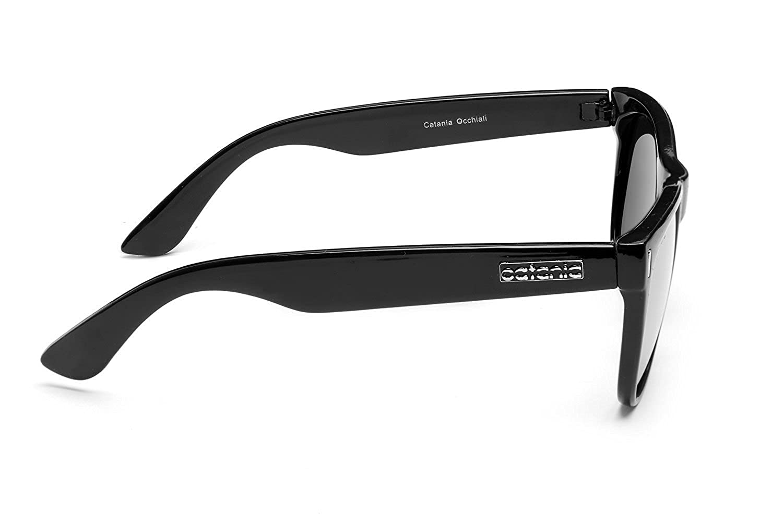 6bae117fe4 Catania Sunglasses Polarised  Polarized Sunglasses from the Signature Uomo  Collection - UV400 - Polarised Lenses - With Case