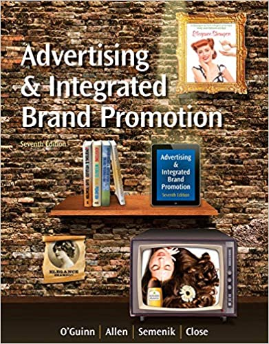 Amazon.com: Advertising and Integrated Brand Promotion (with ...