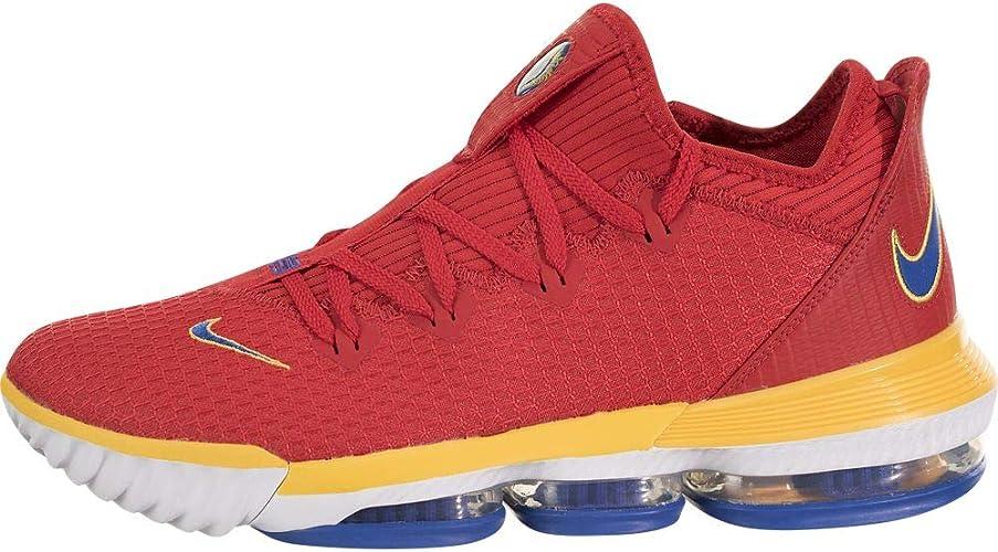 Nike Lebron XVI Low SB, Zapatillas de Baloncesto para Hombre ...