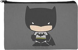 Batman Cute Chibi Character Pencil Pen Organizer Zipper Pouch Case