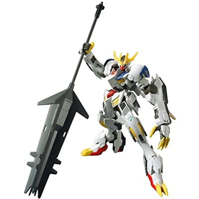 Bandai Hobby HG #33 Barbatos Lupus Rex Gundam IBO Model Kit (1/144 Scale): Toys & Games