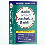 Merriam-Webster's Vocabulary Builder, New Edition 麦林韦氏词汇生成器新版