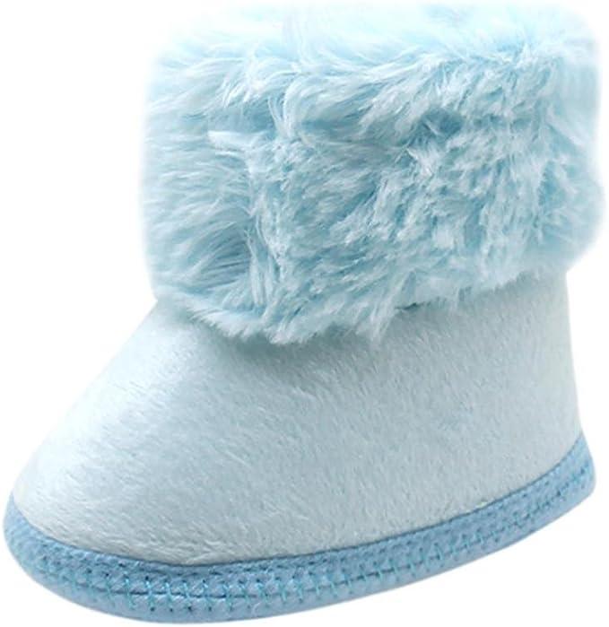 Baby Winterschuhe Schneeschuhe Krabbelschuhe Babysocken Gummisohle Babyschuhe