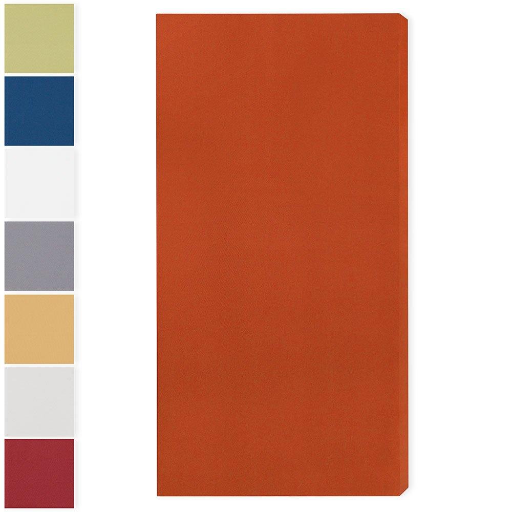 Schallabsorber'Classic Pro M': 116 * 58 * 6.5cm, Orange WASCHBAR RaiWai Acoustics