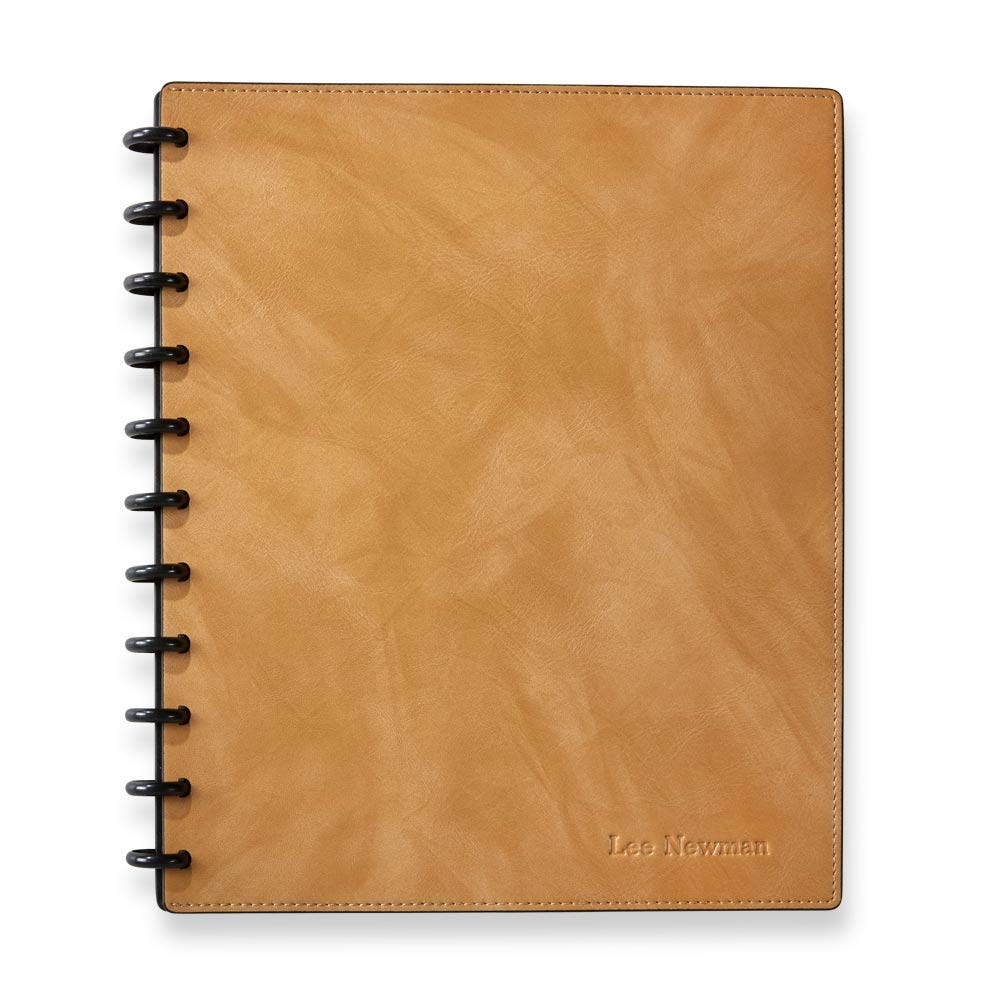 Levenger Circa Smooth Sliver Notebook with Pockets