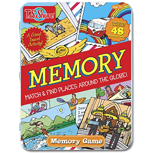 T.S. Shure Memory Game Magnetic ()