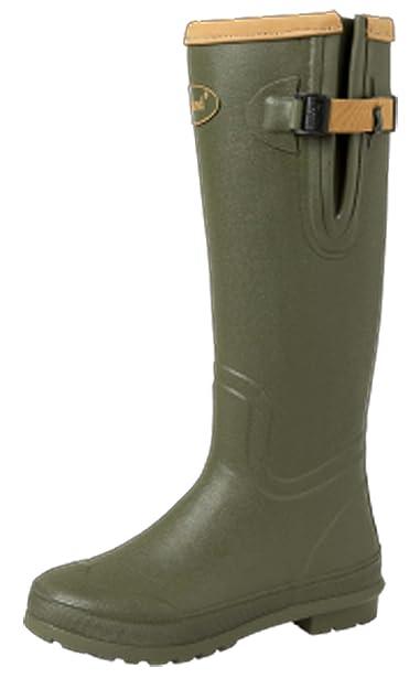 Seeland Countrylife Gummistiefel Lady 40,6cm, Grün - Olivgrün - Größe: 36.5