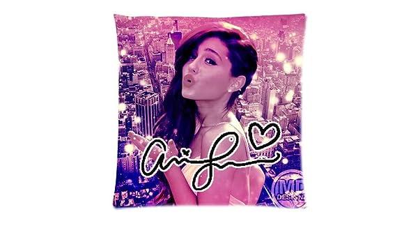 Estuches personalizados de nueva almohada hinchable de Ariana ...