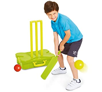 Swingball Encourage Your Little My First Cricket Set  sc 1 st  Amazon UK & Swingball Encourage Your Little My First Cricket Set: Amazon.co.uk ...