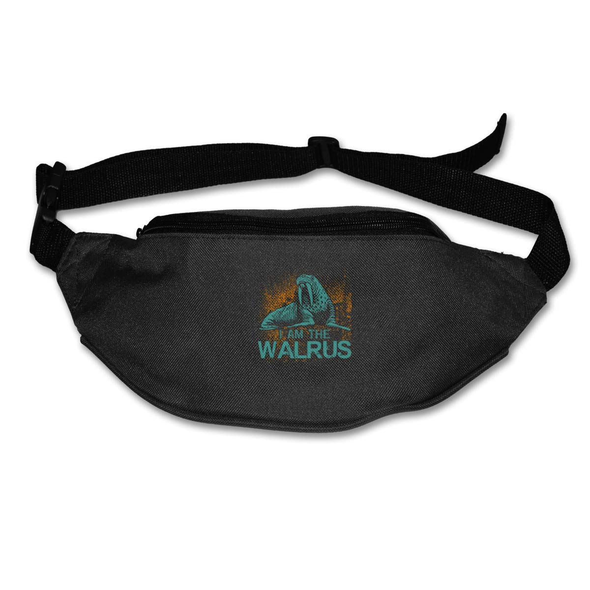 I Am The Walrus Sport Waist Bag Fanny Pack Adjustable For Travel
