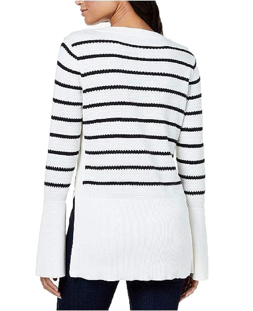 Buffalo David Bitton Womens Juniors Bell Sleeves Pullover Sweater