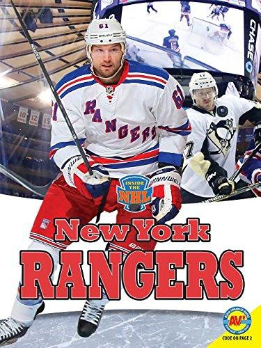Download New York Rangers (Inside the NHL) pdf