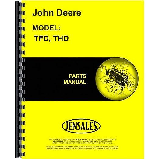 Amazon.com: New Fits John Deere TFD Engine Parts Manual (Wisconsin):  Industrial & Scientific | Wisconsin Engine Parts Diagram |  | Amazon.com