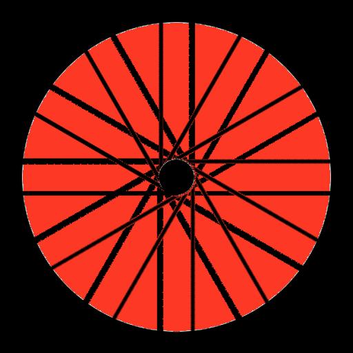 CycleBikeplus gpx Navigation (Bicycle Computer Cadence)