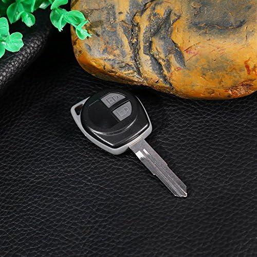 2 Tasten Rohling Autoschlüssel Shell Fall Ersatz Auto