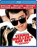Ferris Bueller's Day off [Blu-ray] (Bilingual)