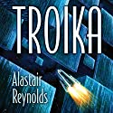 Troika Audiobook by Alastair Reynolds Narrated by Wayne June