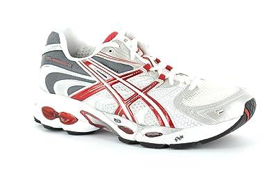 ASICS Gel Nimbus 11 Women weiss Gr.43,5: : Schuhe
