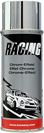 Kwasny 288 023 Auto K Racing Chrom Effekt Lackspray Chrome Effect 400ml Auto
