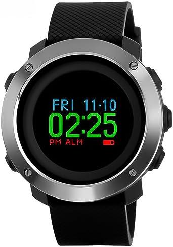 Bozlun - Reloj deportivo con pantalla OLED de gran tamaño con ...