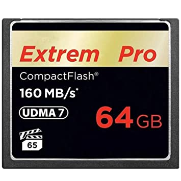 Tarjeta De 32GB Compact Flash 1067X Memoria, Pro Tarjeta De ...