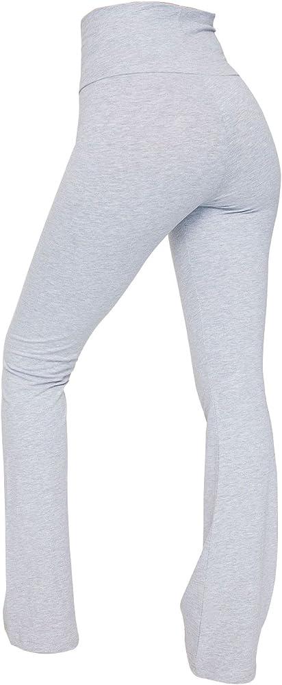 American Apparel - Pantalones de chándal de Yoga Lisos de algodón ...