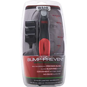 Wahl Bump-Prevent