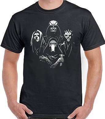 Star Wars Rhapsody – para hombre Funny T-Shirt: Amazon.es: Ropa y accesorios