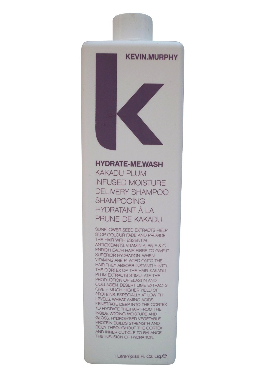Kevin Murphy Hydrate-Me Wash Kakadu Plum Infused Moisture Delivery Shampoo, 33.6 Ounce